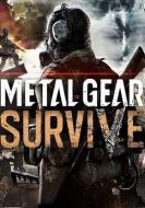 Metal Gear Survive Portada Oficial