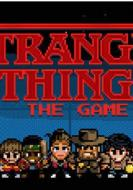Stranger Things Game Cover