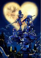 Kingdom Hearts Portada