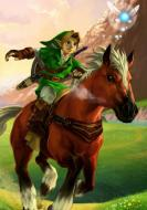 Zelda Ocarina of Time 3ds portada