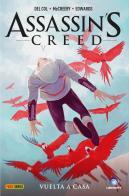 Assassin's Creed: Vuelta a casa Portada