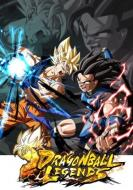 DB Legends Portada