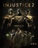 Injustice 2 Legendary Portada