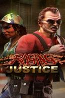 Raging Justice cover