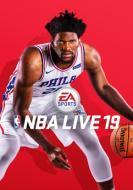 NBA Live 19 cover