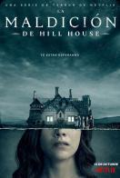 Maldición Hill House Portada