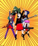 Gal Metal World Tour cover