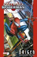 Ultimate Spider-man cómic cover