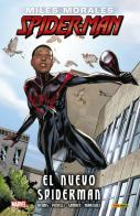 Miles Morales Cómic Cover