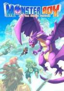 Monster Boy Portada