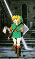 The Legend of Zelda Link's Awakening GB