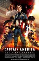Capitán América: El Primer Vengador - Poster