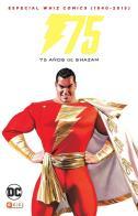 75 años de Shazam - Portada
