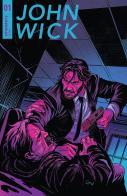 John Wick - Portada del cómic