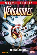 Los Vengadores: Actos de Venganza - Portada