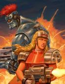 Blazing Chrome FICHA