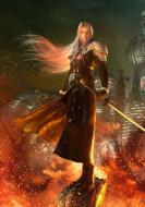 Final Fantasy VII Remake carátula