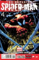 Superior Spider-man - Portada