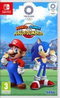 Mario & Sonic en los juegps olímpicos Tokyo 2020 Ficha