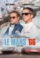 Cartel de Le Mans '66
