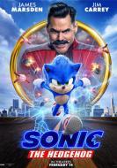 Sonic nuevo poster