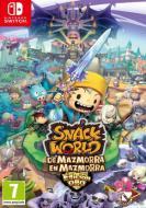 Snack World De Mazmorra en Mazmorra Edición Oro carátula