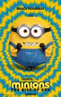 Minions The Rise of Gru Caratula