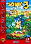 Sonic 3 Portada Ficha