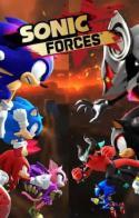 Sonic Forces Portada Ficha
