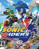 Sonic Riders Portada Ficha
