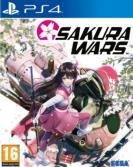 Sakura Wars PS4 portada
