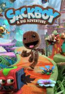 Sackboy A Big Adventure carátula