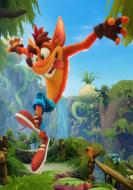 Crash Bandicoot 4 It's About Time CARÁTULA