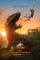 Póster Jurassic World: Campamento Cretácico (Serie TV)