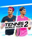 tennis world tour 2 caratula