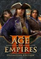 Age of Empires III Definitive Edition cartel