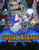 Ghosts 'N Goblins FICHA