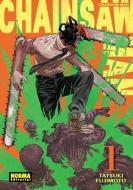 Chainsaw Man portada tomo 1