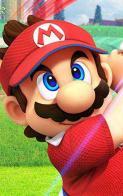 Mario Golf: Super Rush PORTADA