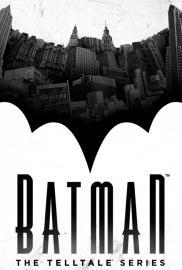 Batman: The Telltale Series - Carátula