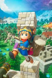 Dragon Quest Builders - Carátula