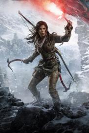 Rise of the Tomb Raider - Carátula