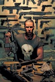 The Punisher: Línea MAX - Cartel