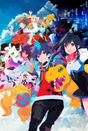 Digimon World: Next Order - Carátula