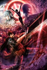 Berserk and the Band of the Hawk - Carátula