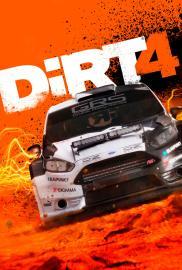 DiRT 4 - Carátula