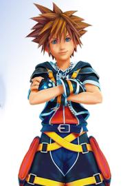 Caratula Kingdom Hearts III