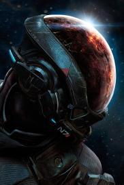 Mass Effect Andromeda - Carátula