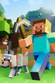 Minecraft - Carátula