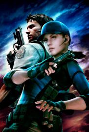 Resident Evil 5 - Carátula